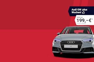 Audi Gebrauchtwagen :plus Wochen Spezial!