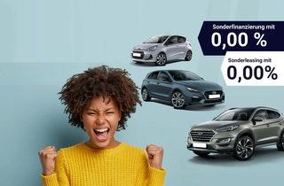 Nur bis zum 31.05. für Tageszulassungen und Vorführfahrzeuge der Marke Hyundai.
