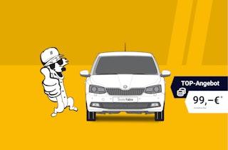Sichern Sie sich Ihr TOP-Gebrauchtwagenangebot!