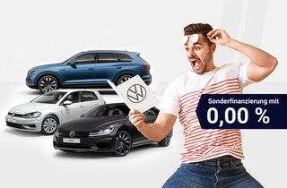 Auf ausgewählte Volkswagen Jahreswagen!